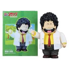 22cm dr. slump arale senbei norimak 1/7 escala pintado figura anime modelo brinquedos