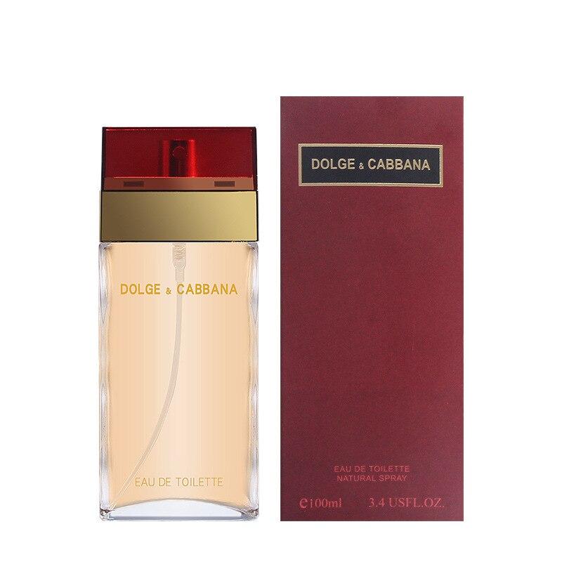 100ml original lady perfume coquettish lady perfume charm life lasting fragrance gift box packaging perfume 100ml