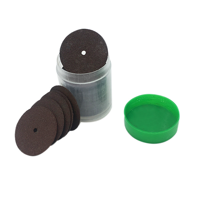 Electric Grinder Accessories Resin Small Slices Mini Micro Abrasive Disc Cutter Cut Sheet Steels Saw Blade 36 PCs A Box