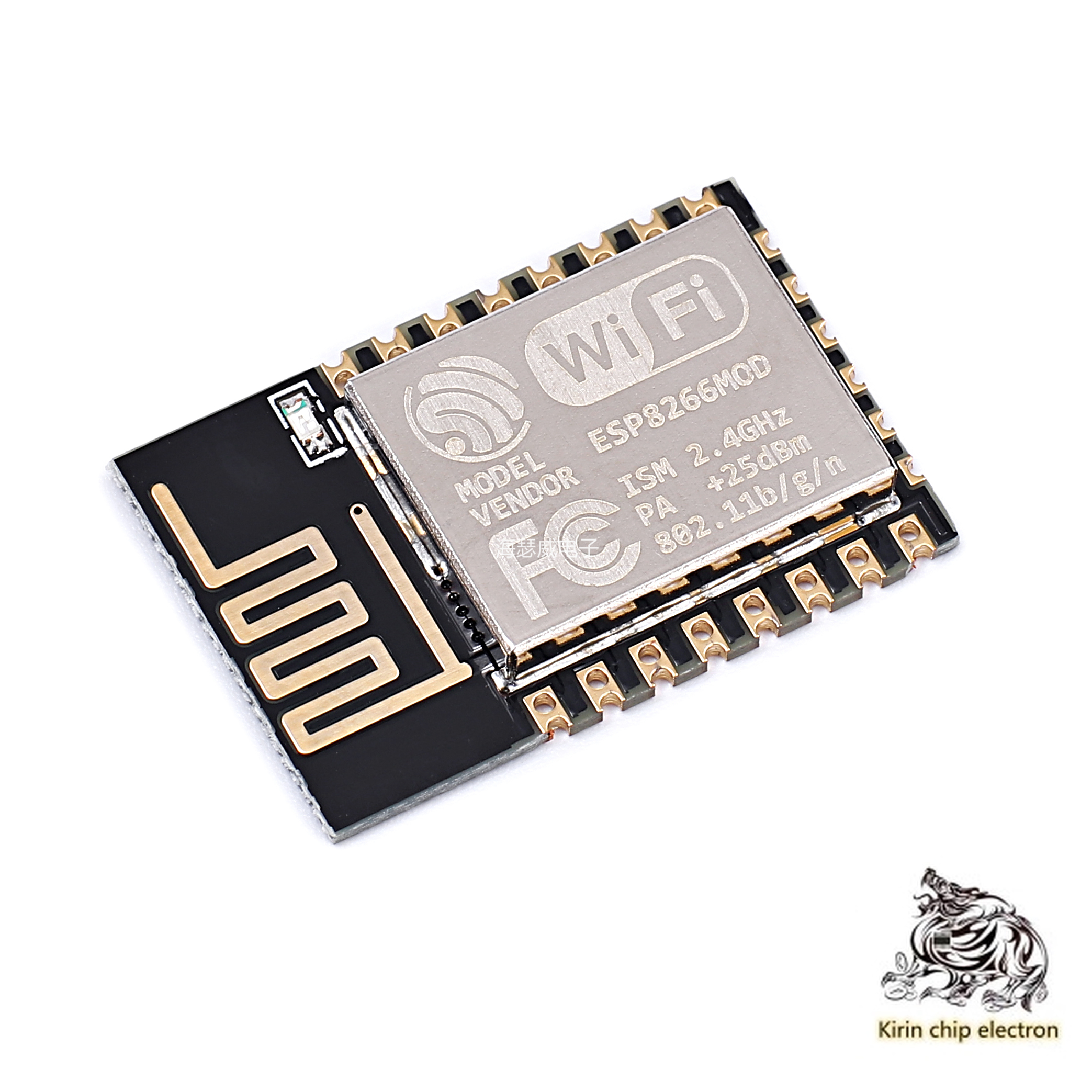 5pcs / Lot Esp8266 Serial WiFi Industry Milestone, Model: Esp-12e
