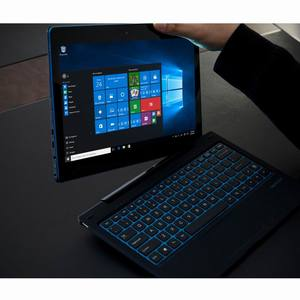 2020 Top sale 11.6 inch touch TabletPC Windows 10 Home1GB+64GB with Pin Docking Keyboard 1366*768 IPS screen(China)