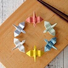 Производители оптом домашние палочки для еды держатель креативные керамические Бумажные краны палочка для еды стойка для палочек для еды Отель Ресторан