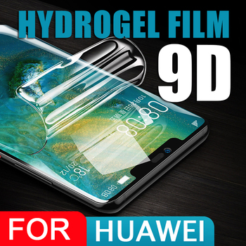 Full Screen Protector For Huawei P20 P30 Pro Hydrogel Film Mate 20 10 Lite Protective Film For Huawei Mate 30 Pro Film Not Glass 20d full cover tempered glass on for huawei p20 p30 lite pro screen protector protective film for mate 10 9 20 lite pro glass