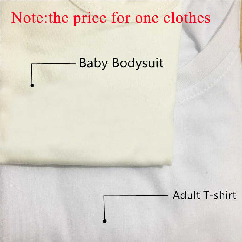 Père et fils meilleurs amis pour la vie famille correspondant vêtements famille t-shirt bébé papa correspondant vêtements père et fils prix pour un