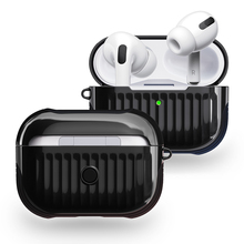2 in 1 Earphone Cover For AirPods Pro Case TPU + PC Anti-fall Wireless Earphone Protective Cover For AirPods Pro Accessories стоимость