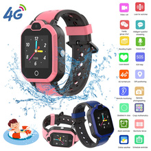 4G Smart Watch Kids Video Call GPS WIFI SOS LBS Safe Waterproof Bluetooth 650mah Alarm Clock Camera Baby Watch Gift For Kids Hot дубровин игорь александрович поведение потребителей