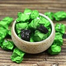 2011 сырой пуэр чай чагао зеленая фольга упаковка Высокое качество Shen Pu'er крем ча Гао