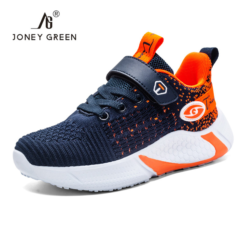 2020 Kids Shoes Boys Sneakers Girls Comfortable Non-slip Casual Children Shoes Boy Sport Running Child Shoes Chaussure Enfant