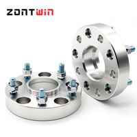 2PCS 15/20/25/30MM  PCD: 5-115  CB: 71.6MM Wheel Spacer Adapter  wheel flange spacers M12XP1.5 Nut  for Chrysler 300C