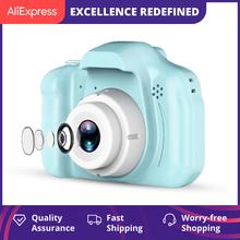Kinder Kamera Mini HD Video mit SD Karte Intelligente Schießen kinder Digital Kamera Sport Spielzeug für Kinder Geschenk cheap Kunststoff CN (Herkunft) 4-6y 7-12y 12 + y NONE Spielzeug-Kameras Film Camera Camera Only