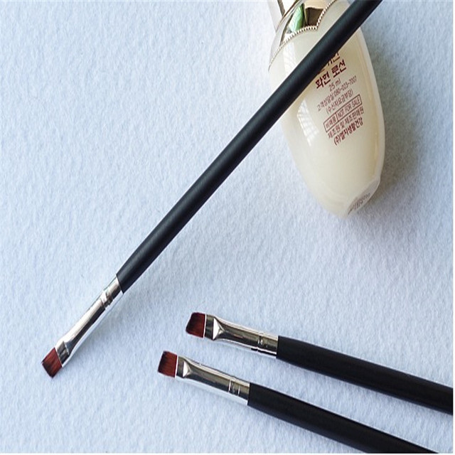 3pcs/set Eyebrow Brush Eye Brushes Set Eyeshadow Mascara Blending Pencil Brush Make Up Brushes MakeUp Tools 1