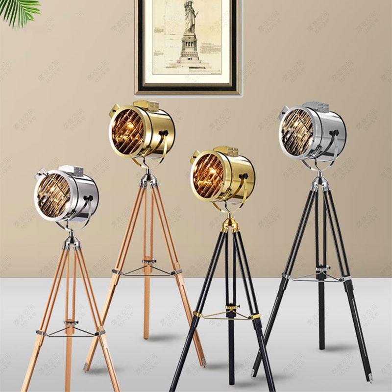 Moderna podna svjetiljka stativa stajaća svjetiljka Dnevna soba - Unutarnja rasvjeta - Foto 2