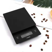 Japan HARIO Multifunctional Electronic Hand - Made Coffee Scale/LCD Scales Chronograph Weight Kitchen Coffee Scale