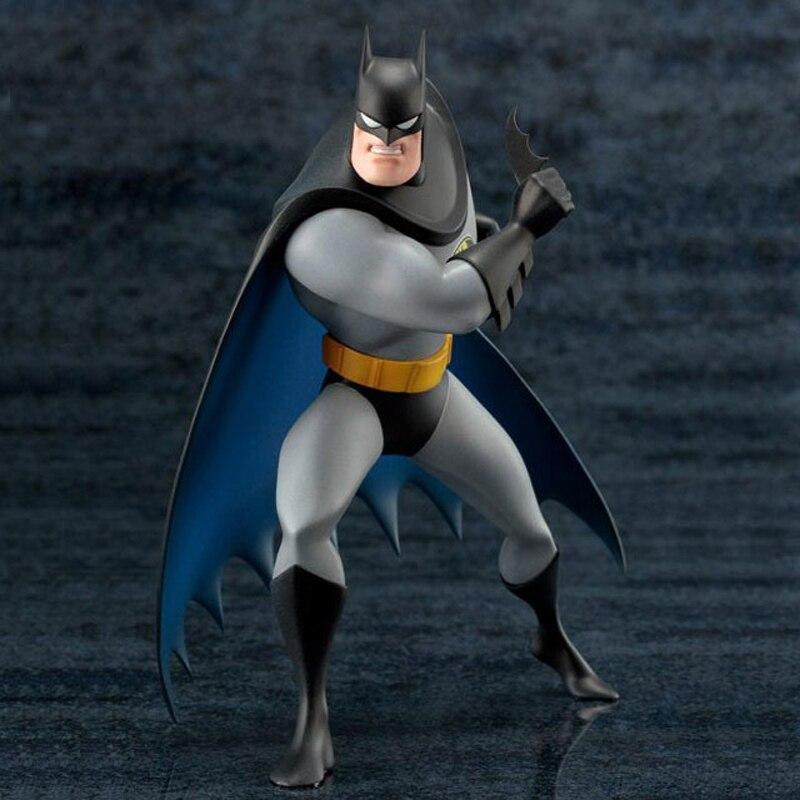 ARTFX + Batman Action Figure DC Die Animierte Serie Modell Spielzeug