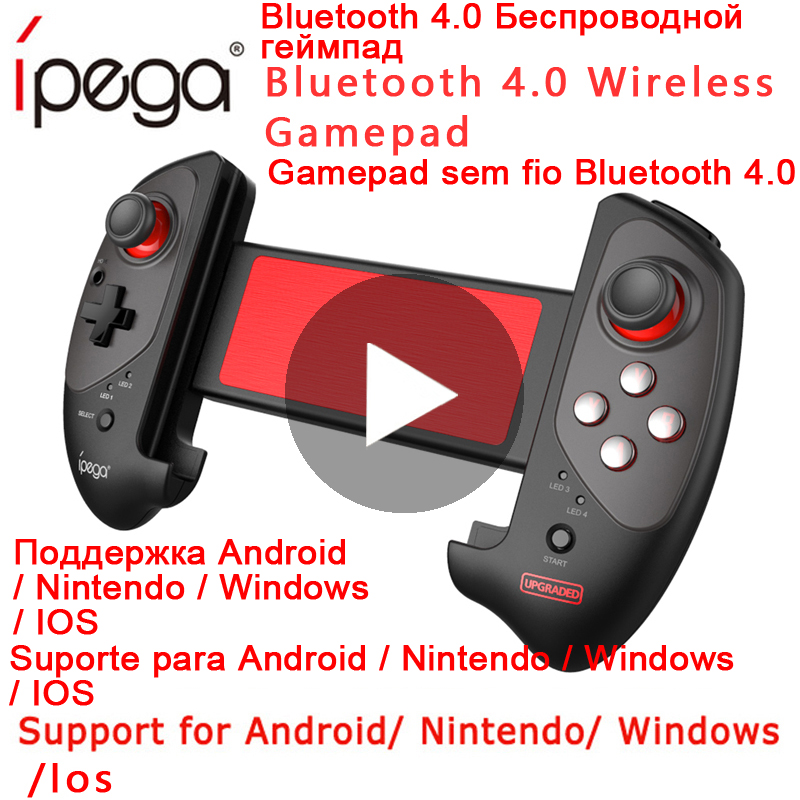 Gamepad PUBG Game Pad Mobile Joystick Nintendo Nintend Switch For Android Tablet Cell Phone PC Controller Joypad Smartphone PABG image