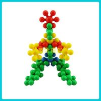 Tong cai Supply High Quality Children'S Educational Toy Plum Building Blocks (Figure)