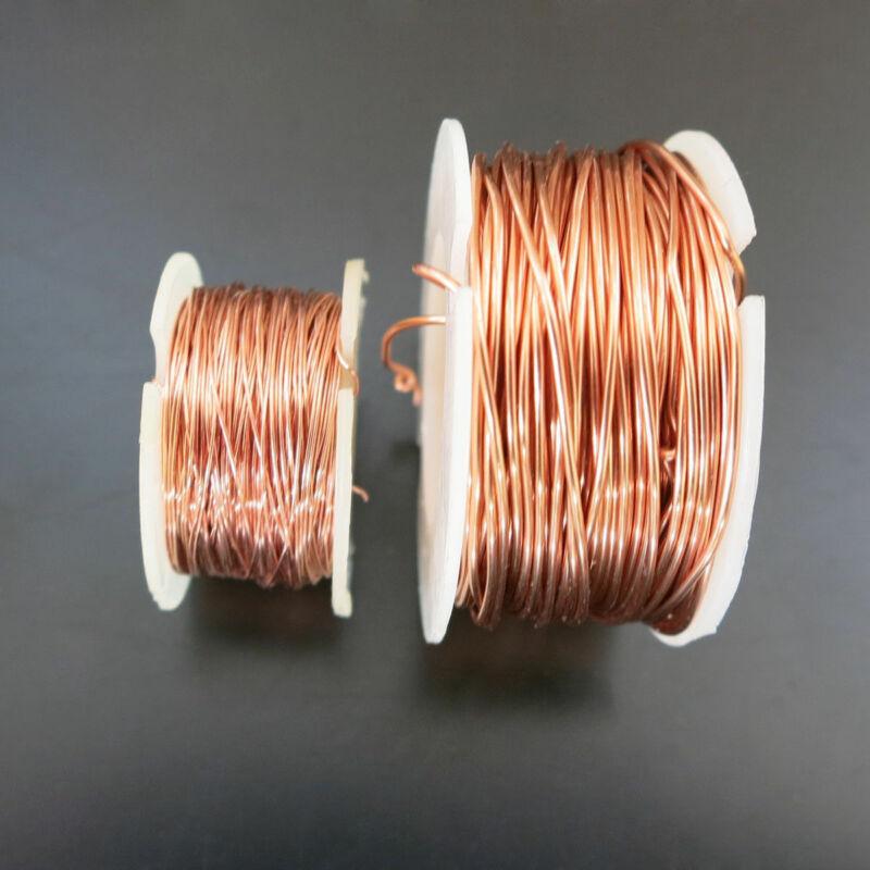 Câble en cuivre émaillé, longueur de 0.2mm et 0.5mm