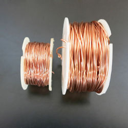 Dia 0.2mm and 0.5mm Cable Copper Wire Magnet Wire Enameled Copper Winding Wire Coil Copper Wire Length
