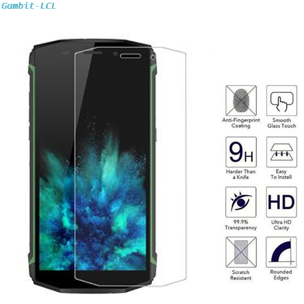 Tempered Glass for <font><b>Blackview</b></font> S8 S6 A60 <font><b>P6000</b></font> BV7000 BV8000 BV5500 BV5800 BV6800 <font><b>pro</b></font> Screen Protector Protective Screen cover image
