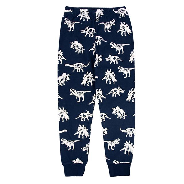 Boys Dinosaur Pajamas Set