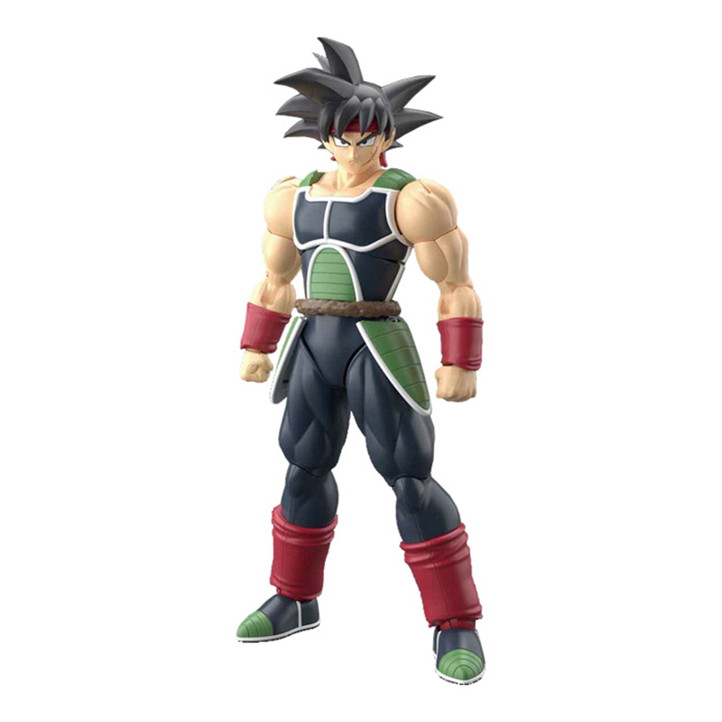 Original BANDAI Dragon Ball Z Figure Rise Bardock Action Figure Toys Figurals Model Dolls Brinquedos