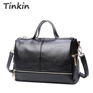 Image 1 - Женская сумка мессенджер в стиле ретро, с заклепками