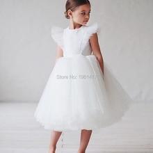 Toddler Girl Dress Newborn Dress Christening Gown B