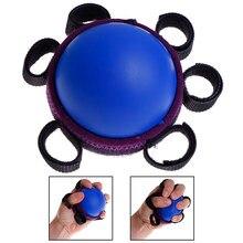 Parmak kavrama topu güç eğitim topu el kavrama PU topu parmak uygulama egzersiz kas gücü kauçuk eğitim tutucu