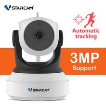 VStarcam C24S HD 2MP 3MP Wifi IP מצלמה Eye4 אינטרנט מצלמת PTZ 1080P CCTV מצלמה Wi fi SD כרטיס ipcam לחיות מחמד אלחוטי ראיית לילה P2P