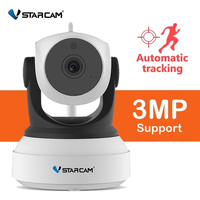 Vstarcam c24s hd 2mp 3mp wifi câmera ip eye4 web cam ptz 1080p cctv câmera wi fi cartão sd ipcam pet visão noturna sem fio p2p