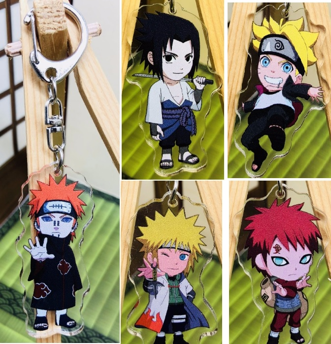 Sasuke Strap Braid swing Naruto