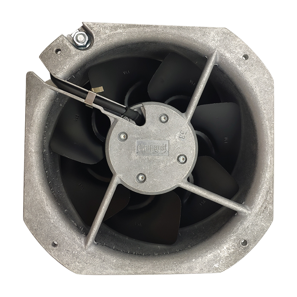 W2E200-HH38-01  Ebmpapst W2E200-HH38-01  Axial Fan  AC230V  80W  222*80mm Cooling Fan