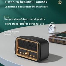 Portable Smart Sound Box Card Horn Loudspeakers Music Outdoor Stereo Receiver Radio Bass Wireless Sonos Speaker Bluetooth