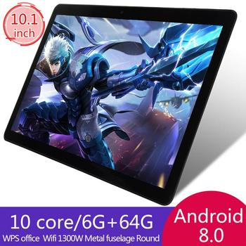 10 inch tablet pc 4G call dual sim ,octa core FHD1920*1200 tablet