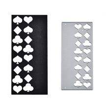 Border Frames Rectangle Card Making Scrapbooking Dies Metal Crafts Layering Cutting Greeting Handmade
