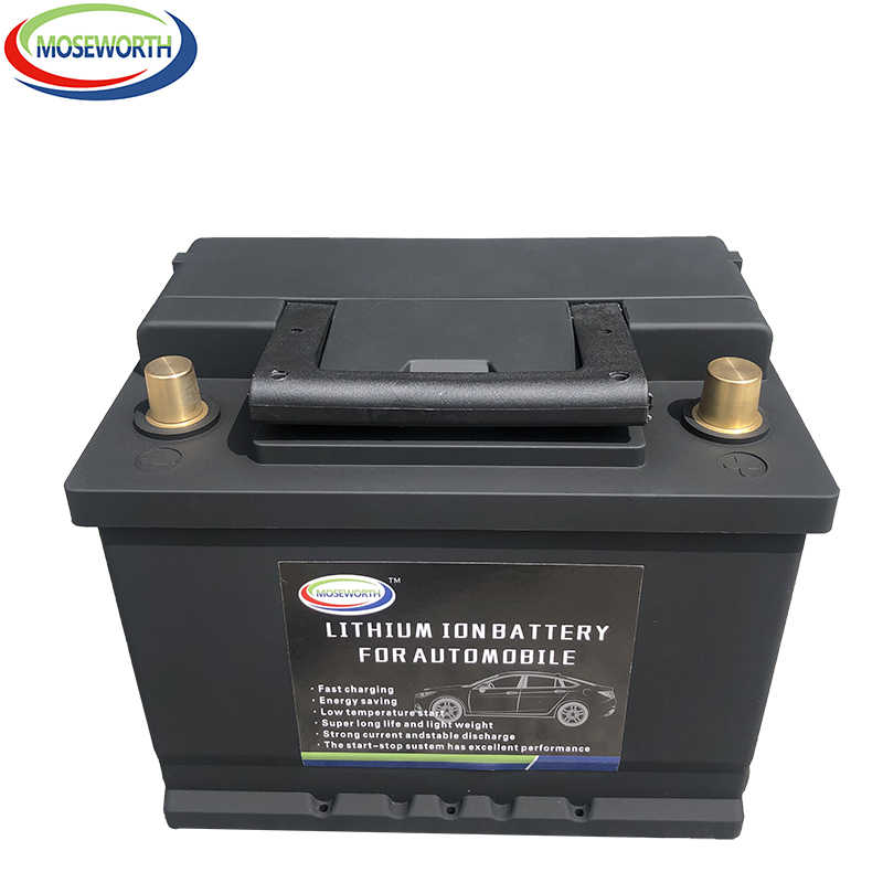 Lithium Ion Car Battery >> 65ah Car Battery 12v Lifepo4 Auto Automobile Battery L2 400 1200cca Lithium Phosphate Ion Battery