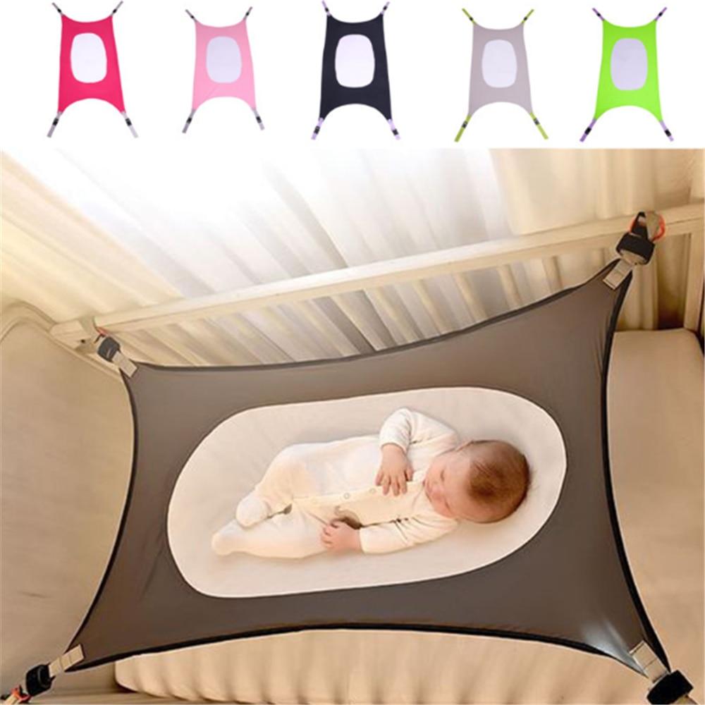 recem nascido crianca dormir cama infantil berco do bebe rede segura destacavel berco do bebe balanco