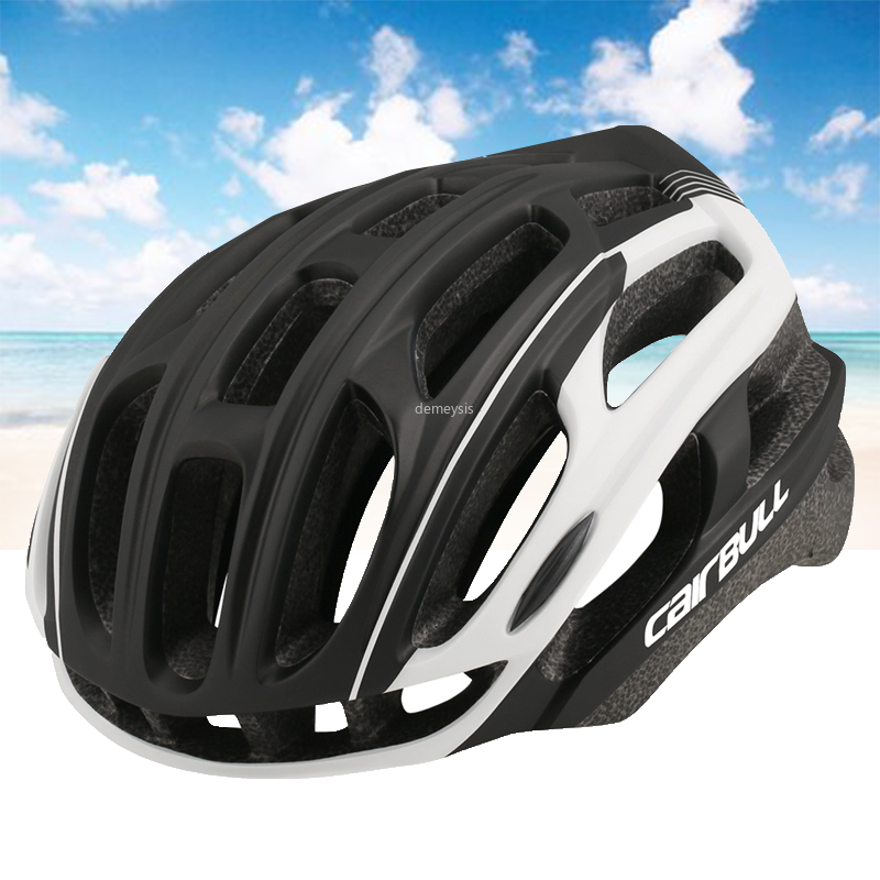 Women Men Mountain Bike Helmet with Light Riding Bicycle Road Cycling Helmet Lightweight Cycle Motorcycle Mtb Accesorios Helmets image