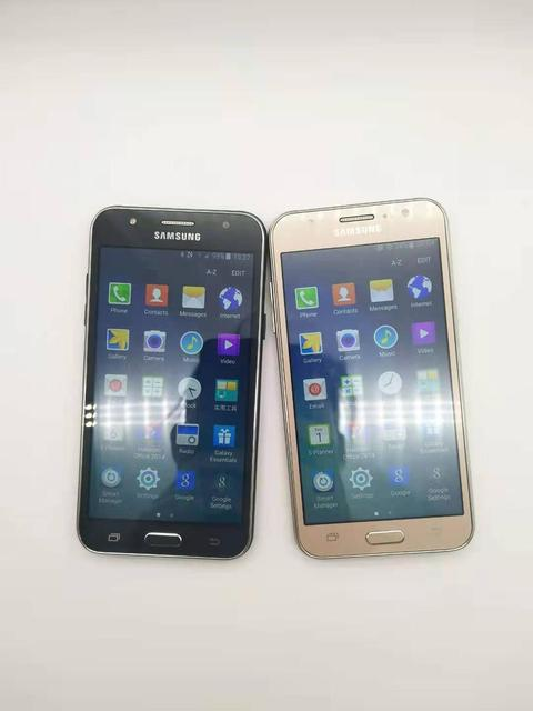 Original J5 unlocked Samsung Galaxy J5 J500F J500H 8GB ROM 1.5GB RAM 1080P 13.0MP Camera 5.0 inch LTE Refurbished Mobile phone