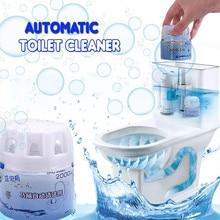 Автоматический очиститель для туалета Autoile Magic Flush buttled Helper Blue Bubble Amazing L0813