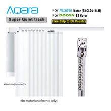 Электрический бесшумный занавес для электродвигателя aqara настраиваемая