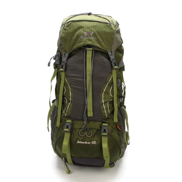 New Style Profession Sports Backpack Large-Volume Hiking Backpack Multi-functional Mountain Climbing Bag Outdoor Camping Pack Wh