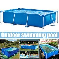 Надувная рама для бассейна, верхний бассейн, открытый бассейн для детей и взрослых, легкий комплект для заднего хода, Лучшая цена