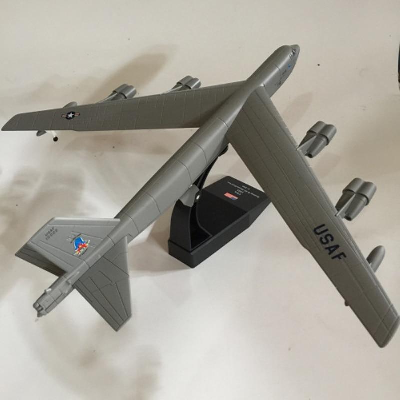 b52 bombardeiro modelo militar aviao criancas brinquedos colecao modelo aviao 03