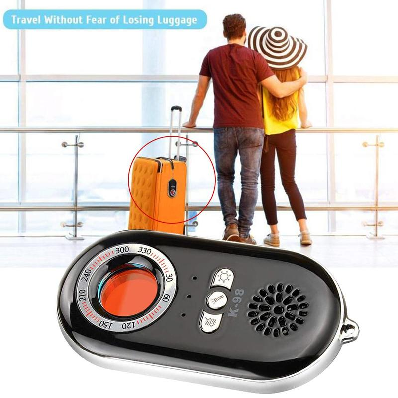 Portable Multifunctional Anti Infrared Detector Finder Track…