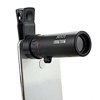 30 #215 25 monokular optyczny niski noktowizor wodoodporny Mini przenośny ostrości teleskop Zoomable 10X zakres dla podróży polowanie tanie i dobre opinie alloet NONE CN (pochodzenie) Other Monocular PORTABLE Monokularowy