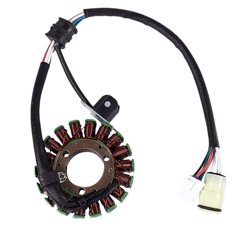 גלגל מכון מתאים ימאהה רפטור 660 Yfm660 2001-2005 מחולל חדש
