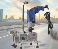 1500W podwójne cieczy pianka poliuretanowa/wtryskowa epoksydowa epoksydowa maszyna do fugowania 220V akrylowe słonej wody utwardzania maszyna do fugowania farby|Zestaw narzędzi do malowania|Narzędzia -