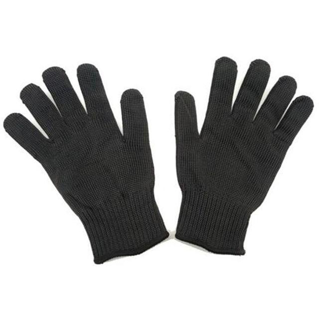 1Pair Anti-cut Gloves Survival Kits 8