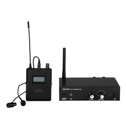 For ANLEON S2 Stereo Wireless Monitor System Wireless Earphone Microphone Transmitter System 4 Frequencies NTC Antenna Xiomi